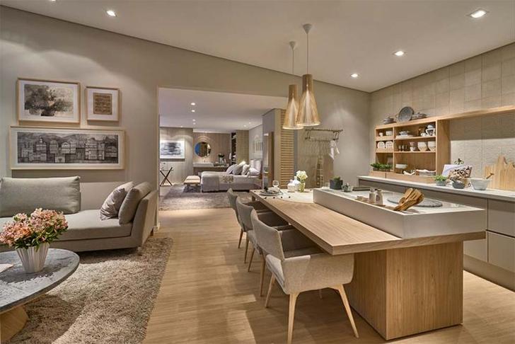 Sala De Estar Deve Ter Tv ~ Consultoria de Decoração Cozinha e Sala de Jantar Integrada com