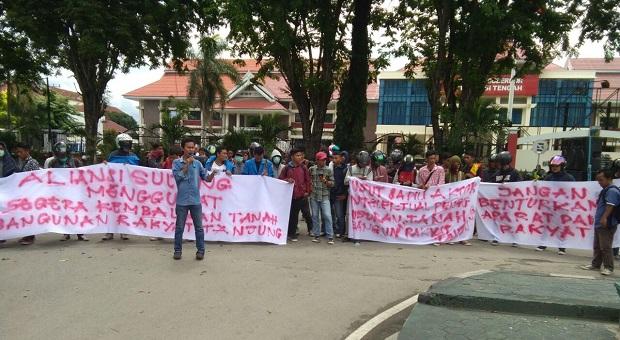 Tangkap Aktor Intelektual Kasus Tanjung Sari Sulteng