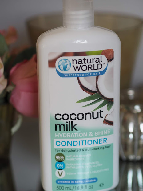 natural world superfood hair
