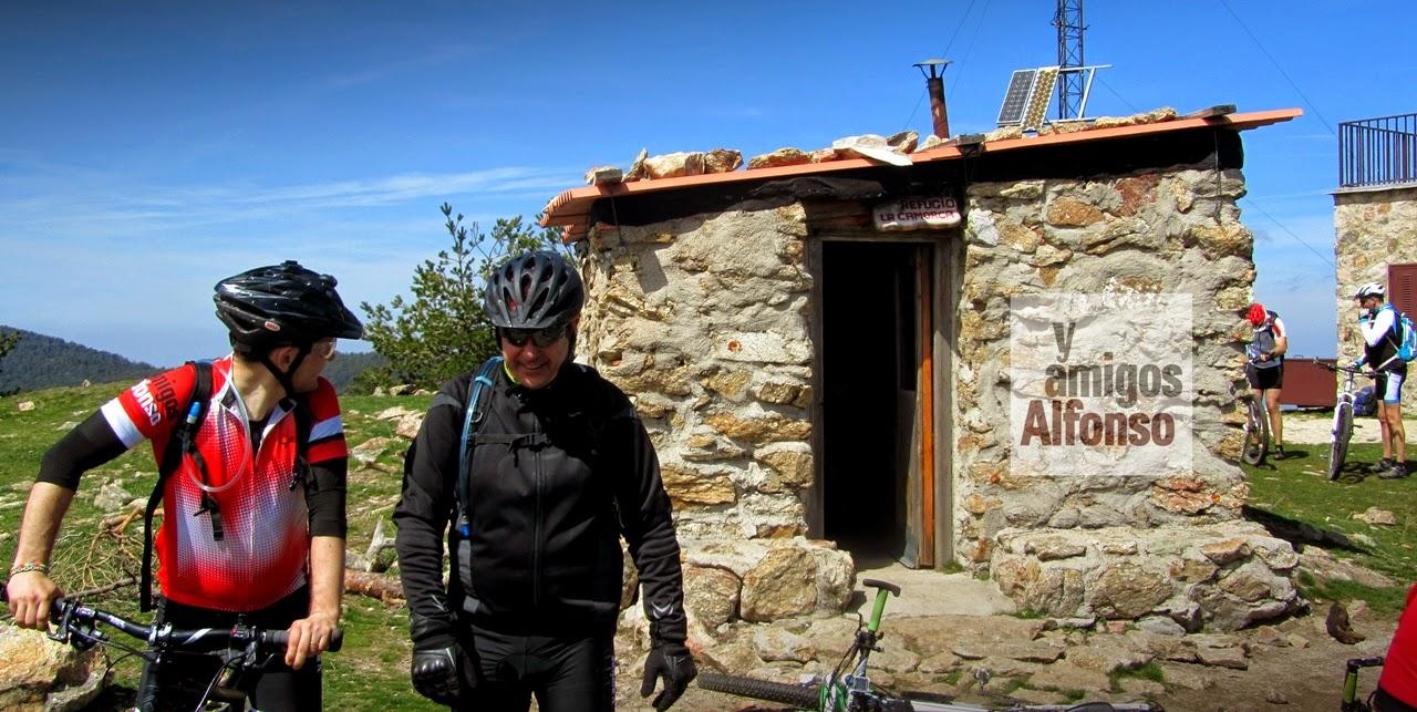 MTB - San Rafael - Cerro Camorca