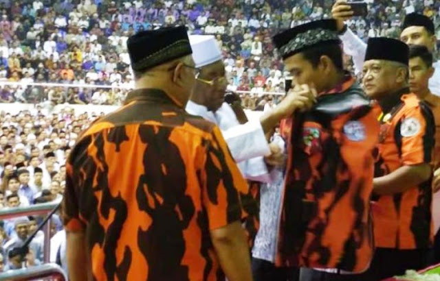5.000 Anggota Pemuda Pancasila Siap Kawal Safari Dakwah Ustaz Somad
