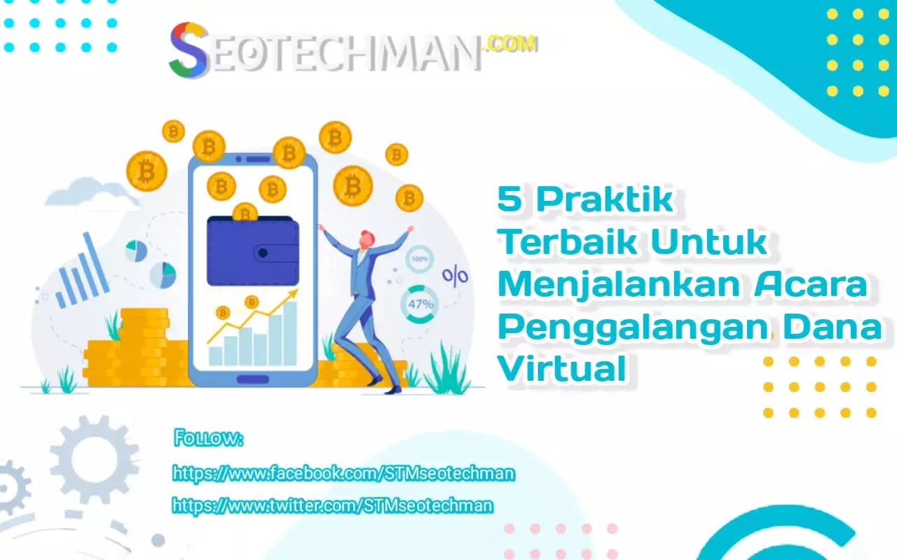 Penggalangan Dana Virtual