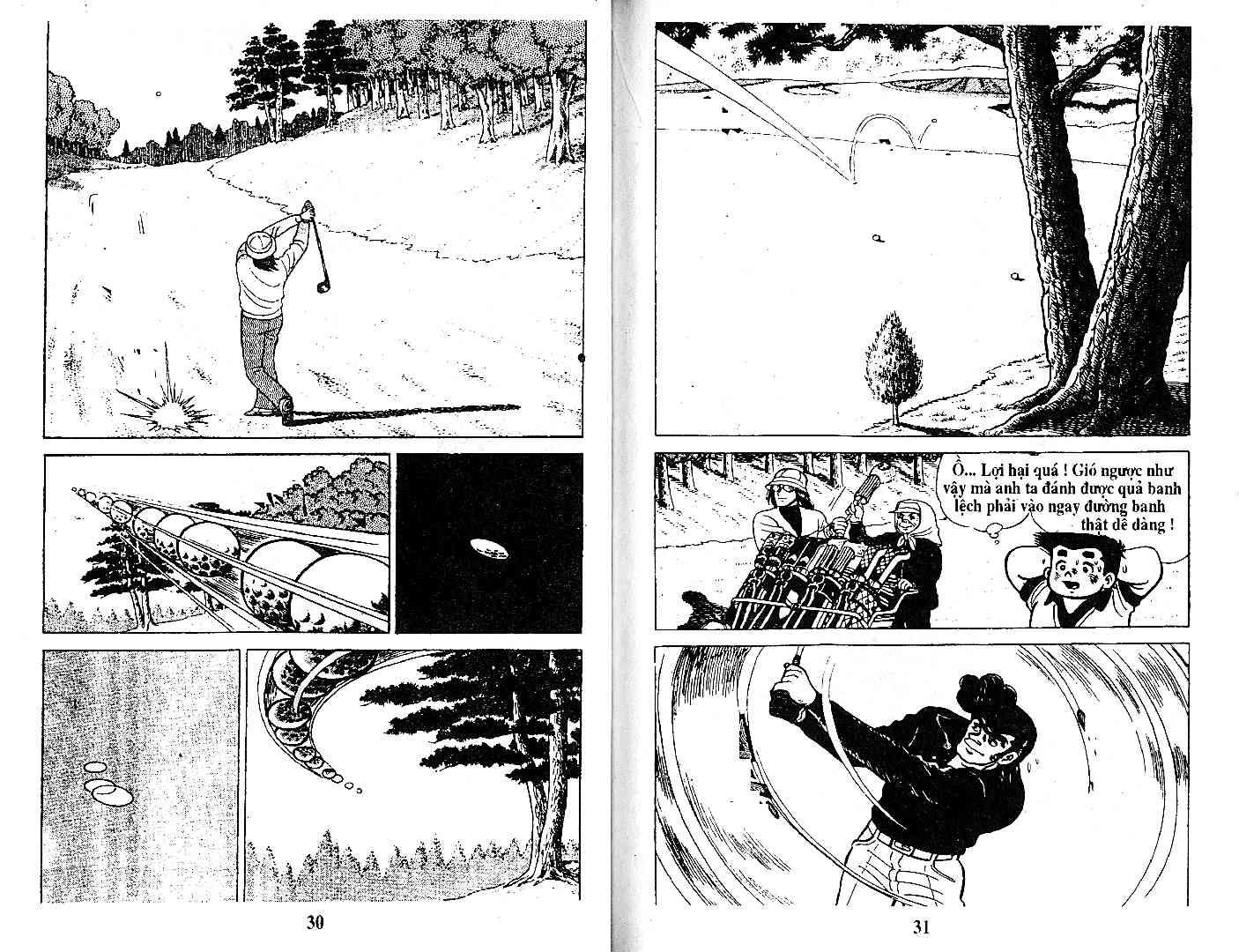 Ashita Tenki ni Naare chapter 26 trang 14