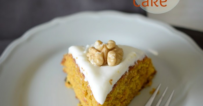 Carrot cake (con frosting)