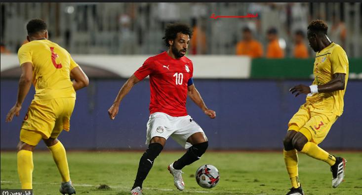 مباراة مصر وزيمبابوى اليوم 21/6/2019  فى افتتاح كأس امم افريقيا