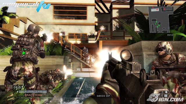 Tom Clancys Rainbow Six Vegas 1 PC Full Español