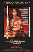 Conan The Destroyer 1984 English 720p BRRip Full Movie Download