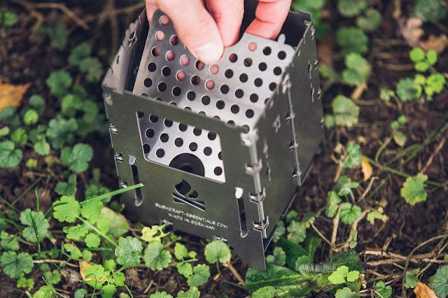 Gear of the Week #GOTW KW 40  Bushcraft Essentials  Bushbox LF Titan 11