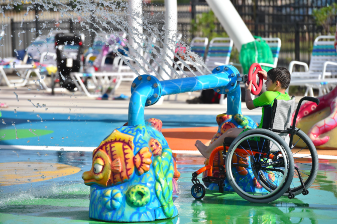 Love That Max The World S First Accessible Water Park