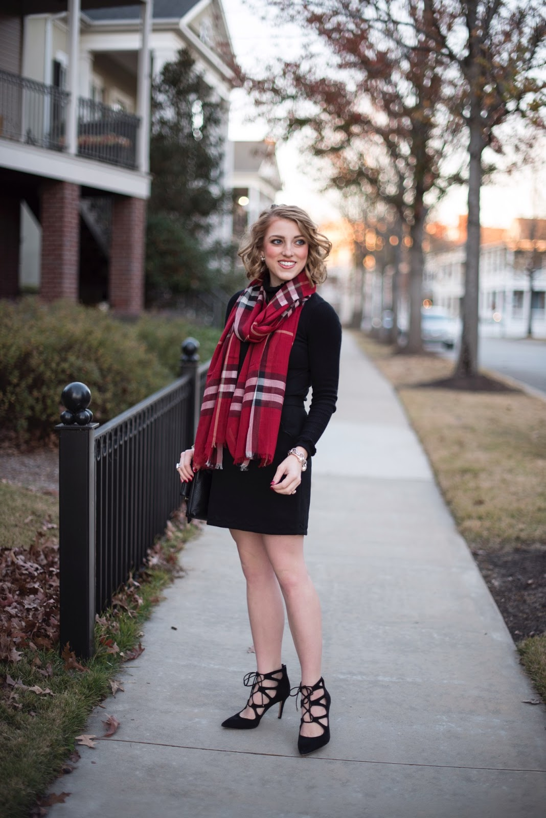 Burberry Scarf - Something Delightful Blog