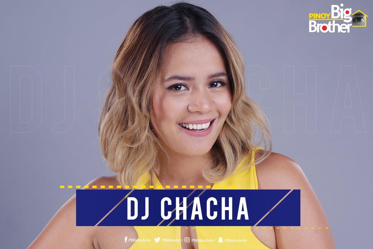 DJ Chacha PBB