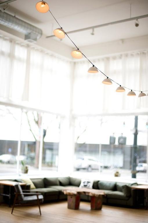 hippanonymous: Indoor String Lighting