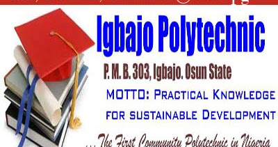 See the official list of courses offered in IGBAJOPOLY
