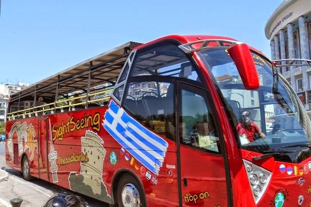 Κοινόχρηστα Οpen Bus, Mini Bus και τουριστικό τραινάκι στην Φλώρινα