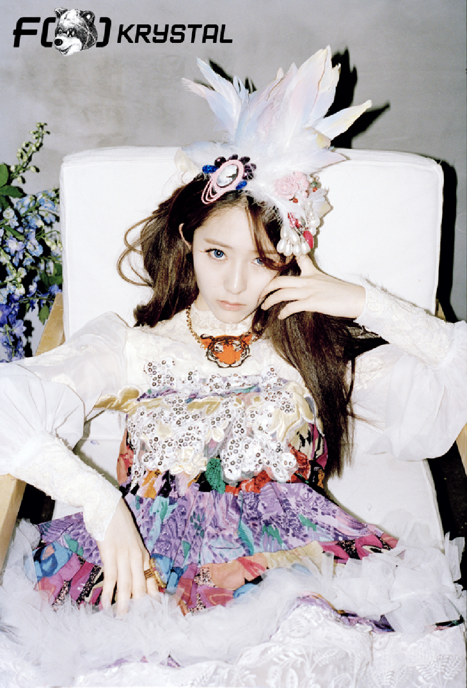 Dhictator Blog's: f(x) - Electric Shock [Photo] F(x) Electric Shock Album Cover