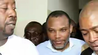 Nnamdi Kanu Lawyer Laments Over His Continuous Detention