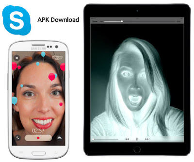 Latest Skype Update Lets You Apply Filters To Video Messages : Download APK Now