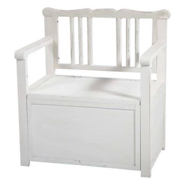 La web de la decoracion y el mueble en la red bancos - Baul mimbre blanco ...