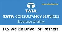 TCS Patna Walkin For Freshers
