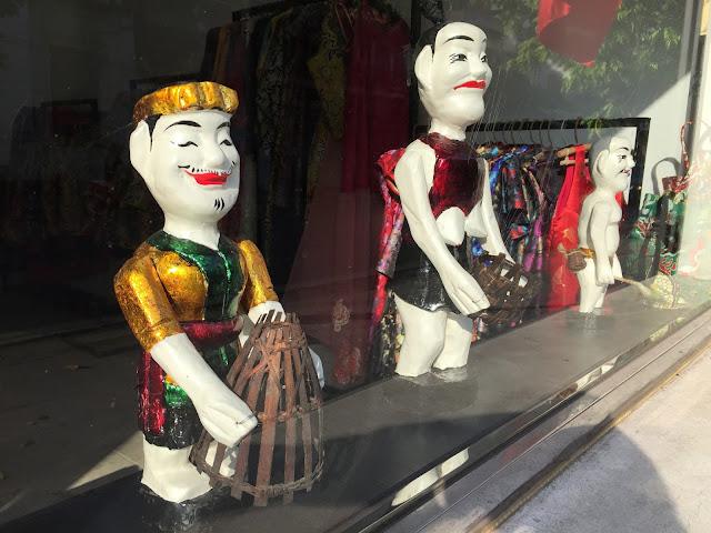 water-puppet 水上人形劇3