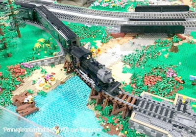 LEGO Convention at Philly Brick Fest 2017