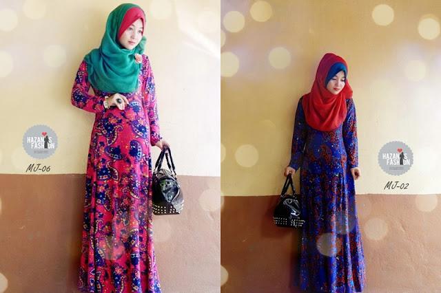 mini jubah