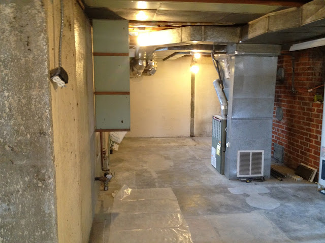 INSTALLING DUCTWORK IN AN OLDER HOME