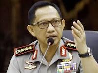 Tito: Polri Tidak Pernah Berniat Kriminalisasi Ulama