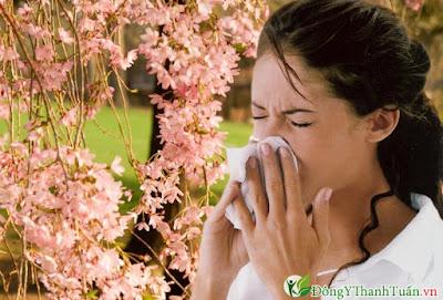 Ai dễ bị bệnh viêm xoang?