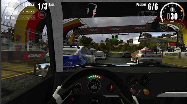 Game Balap Mobil Offline 3D Rush Rally 3 Mod Apk