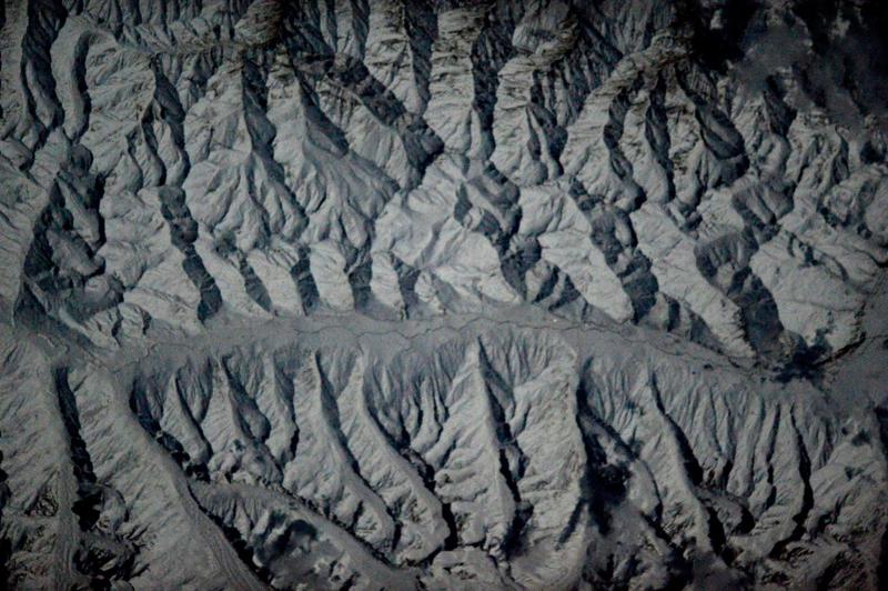 Лучшие фото сделанные из станции МКС (9 фото)