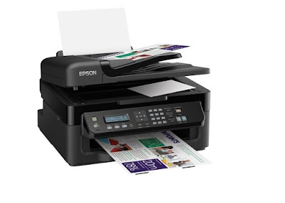 Epson WorkForce WF-2530WF Driver Download