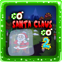 Games4escape Go Santa Claus Go 2