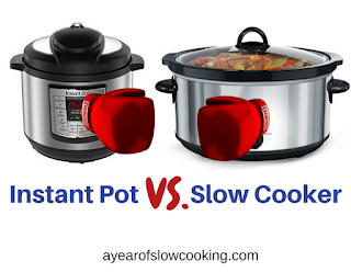 Instant Pots are the hot new rage, but are they really better for your family then a CrockPot Slow Cooker?