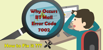 fix bt mail error code 7002