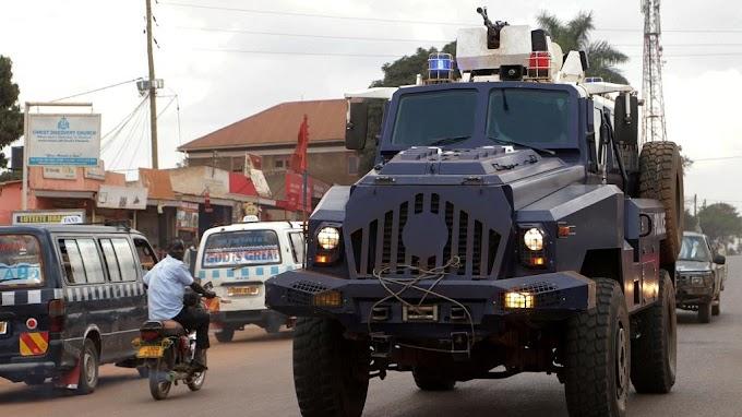 Uganda's Bobi Wine arrested