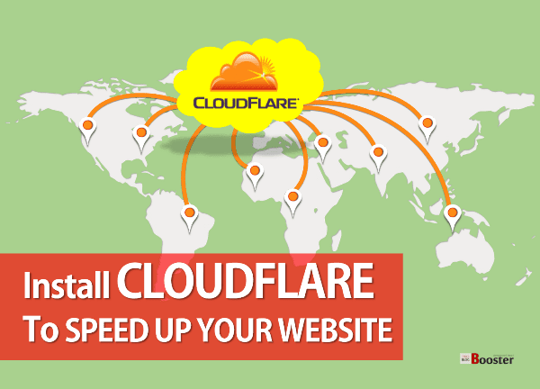 Install Cloudflare and Speed Up Your Website