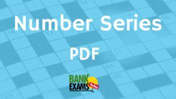 Number Series PDF