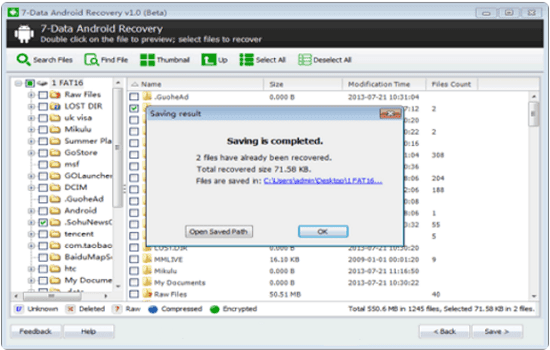 Android Data - Recovery for Android