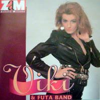 Violeta Miljkovic Viki - Diskografija  Viki_Miljkovic_1995_Nebeske_suze_Prednja