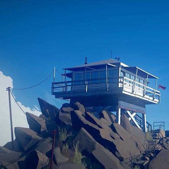 Firewatch Wallpaper Engine