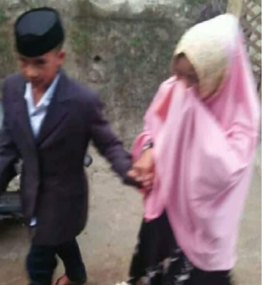Tak Hanya Modal Cinta, Bocah SD Bawa Uang 56 juta Nikahi Siswi SMK di Sulawesi