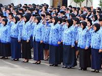 NEWS!! Tunjangan Serta Gaji PNS Dan Honorer Dipotong