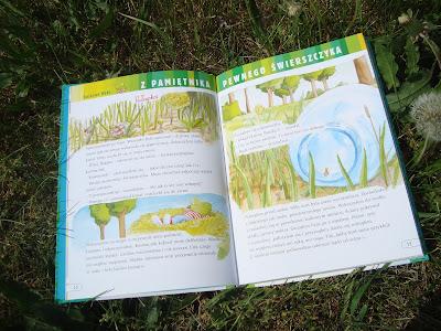 świerszczyk wielka księga, książka wydana w rocznicę istnienia czasopisma, bajetan Hops