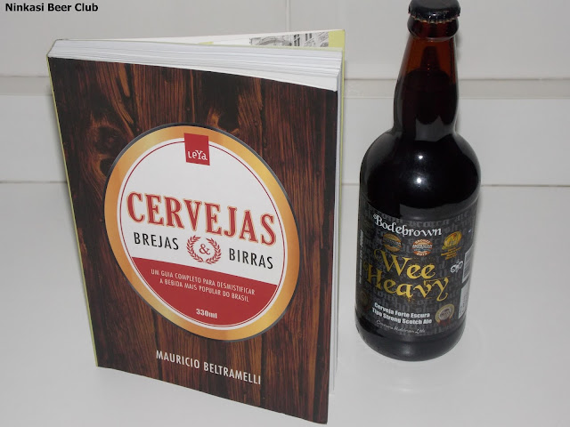 Cervejas, Brejas & Birras - Beerblioteca Ninkasi Beer Club