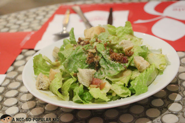 Super Caesar Salad of Banapple