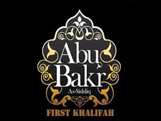 Kisah Abu Bakar Ash-Shiddiq First Khalifah
