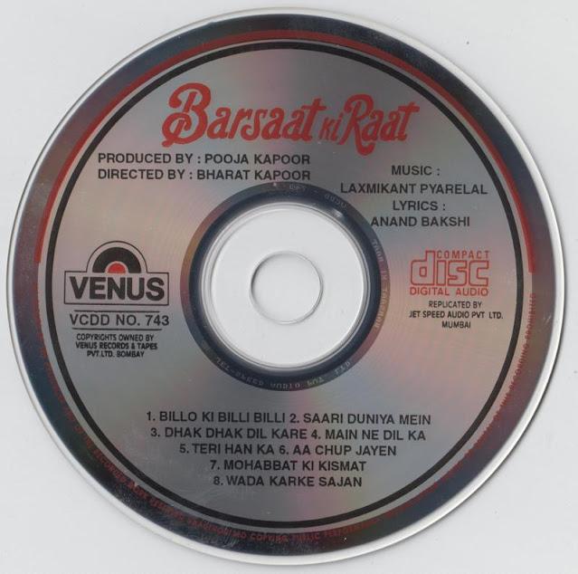 Barsat Ki Raat [1998-MP3-VBR-320Kbps]