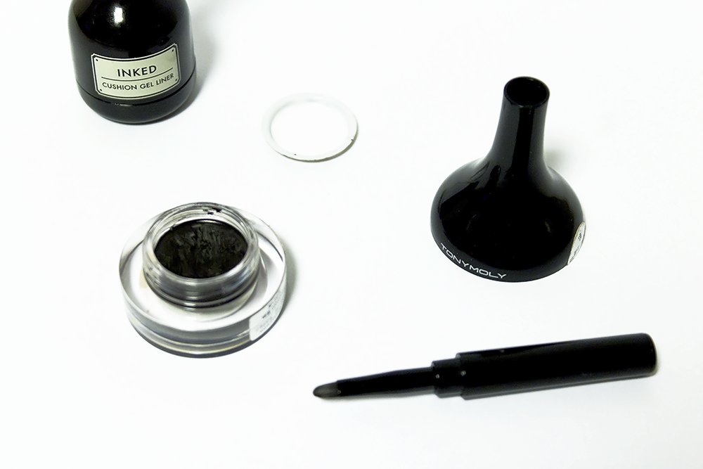 Tony Moly Backstage Gel Eyeliner review
