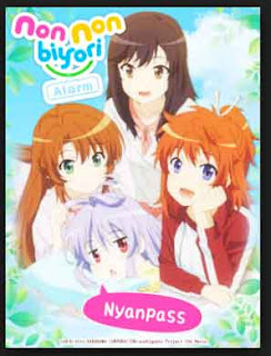 Non Non Biyori Repeat Season 2 Free download Batch